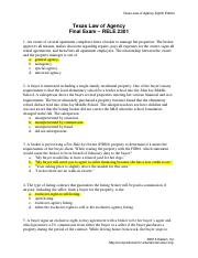 Law of Agency FINAL EXAM.pdf