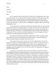 Assault on paradise essays