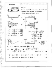 1166_Mechanics Homework Mechanics of Materials Solution