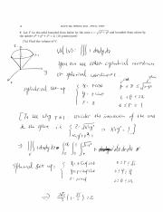 Calc III - Spring 2015 - Final with Solutions.pdf