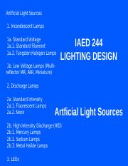 Artificial_Light_Sources.ppt
