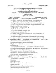 (www.entrance-exam.net)-Advanced Pharmaceutical Organic Chemistry Sample Paper 33.pdf