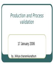 Production_and_Process_Validation.ppt