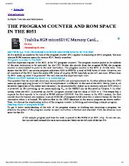 THE PROGRAM COUNTER AND ROM SPACE IN THE 8051-8.pdf