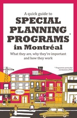special planning programs in Montreal