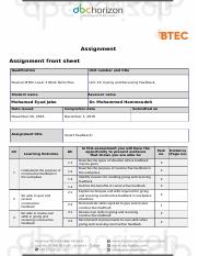 Pearson_BTEC_Level_3_WorkSkillsPlus_Unit13_Assignment_13-12-2016.docx