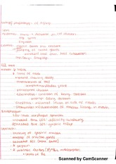 Biology and Physiology of Aging Notes