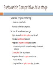 Sustainable Competitive Advantage (1).pptx
