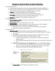 Module 5 Finance Textbook Notes