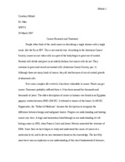 Population growth research paper