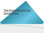 The+Founding+and+The+Constitution (1)