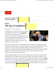 Markets_ The age of stagfusion _ The Economist