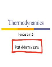 KEY - Thermo PP_Part II