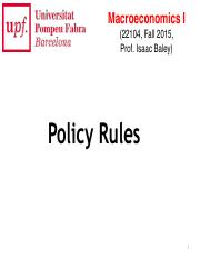 MacroIF15 - Lec13 - Policy Rules.pdf