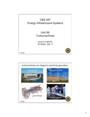 Lecture8 Turbomachines for Energy Infrastructual system