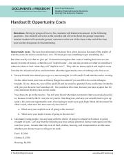 Opportunity Cost DOF - we do.pdf