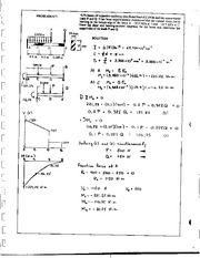 554_Mechanics Homework Mechanics of Materials Solution