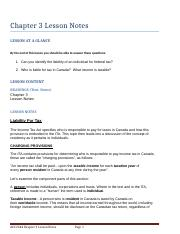 ACC2344 Chapter 3 Lesson Notes.docx