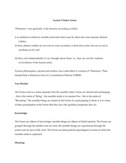 Lecture 9 Notes Forms