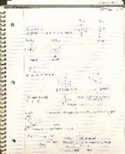 Gen Chem Notes 11-18-11