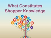 Shopper Knowledge1