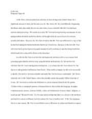 Htw   Health Disparities And Vulnerable Populations   Pages Htw  Response Essay  What Is A Thesis For An Essay also Essay Thesis  Topic For English Essay