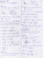Supplementary Notes For Surface Integrals