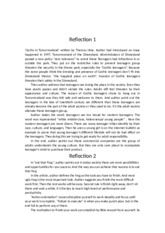 Reflection 1-1