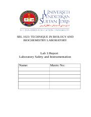 20170707150702SBL 1023 LAB 1 Laboratory safety REPORT.doc