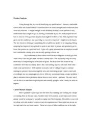 Complete Self Marketing Paper