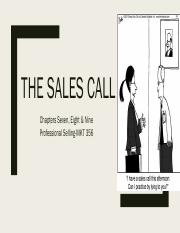 The Sales Call2017.pdf