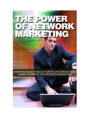 The-Power-Of-Network-Marketing