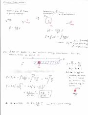 Notes on Electric Fields for continuous charge distribution.pdf