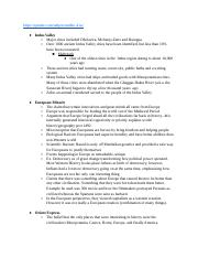 Anthro 41A Midterm Study Guide
