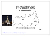 2013 IFRS 3 - BUSINESS COMBINATIONS - Final