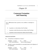Jentz 11e-TBB-Ch38 - Chapter 38 Corporations— Formation and ...