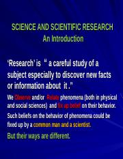 8693_4118_SRM_Intro_Sc &Scientific Research