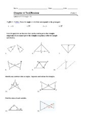 4 4 and 4 5 triangle shortcuts ws answers kuta software infinite rh coursehero com SSS Theorem Prove Triangles Congruent by SSS