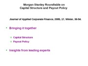 MorganStanleyRoundtable