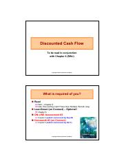 2015-Class 8 - Discounted Cash Flow.pdf