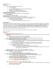 Biology Test 3 study guide