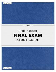 PHIL 1000H Lecture Review.pdf