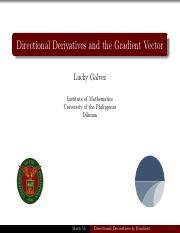 01 Directional Derivatives and Gradient.pdf
