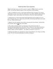 Final Exam Short Answer Questions.pdf