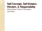 Self-esteem,+self-concept,+and+identity