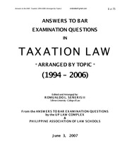 TAXQA1994TO2006