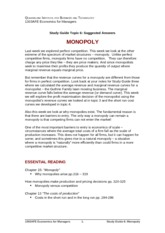 Study_Guide_Week_6_Monopoly_with_answers 1 (1)