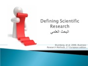 1definingscientificresearch-100515130250-phpapp01