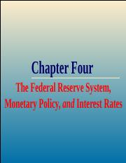 FM&I Ch04 Federal Reserve System(1)(1)