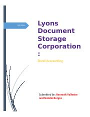 Lyons Document Storage Corporation_Final